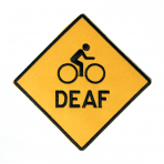 BIKELOGO + DEAF :: PATCH