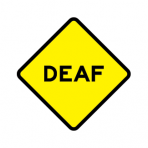 .DEAF :: STICKER