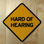 HARD OF HEARING :: PATCH